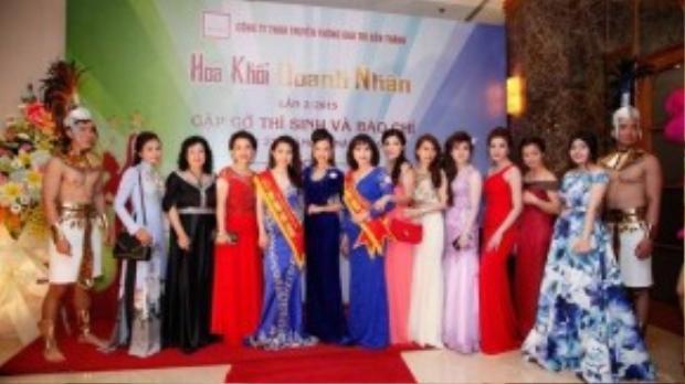 Sau lần đầu tổ chức thành công vào năm ngoái, Hoa khôi Doanh nhân mùa thứ 2 chính thức bắt đầu từ ngày 27/9 và kết thúc đúng vào ngày Doanh nhân Việt Nam 13/10.