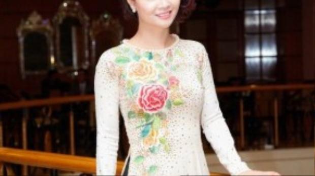 Diễn viên - Doanh nhân Mai Thu Huyền.