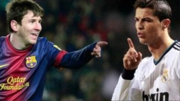 Messi cũng xuất hiện trong bộ phim Ronaldo.