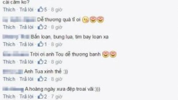 Lời khen ngợi của người hâm mộ dành cho Tóc Tiên và Hoàng Touliver.
