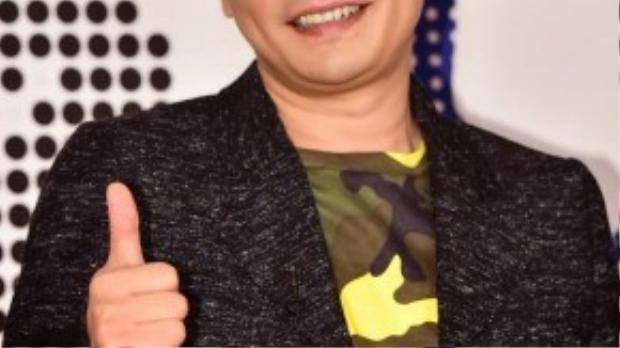 Yang Hyun Suk - CEO của công ty chủ quản YG của Big Bang.