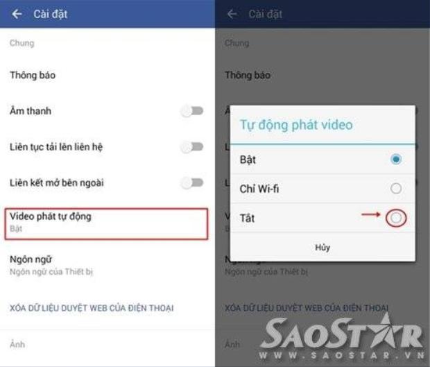 Tắt tính năng đốt tiền trên Facebook trong chớp mắt