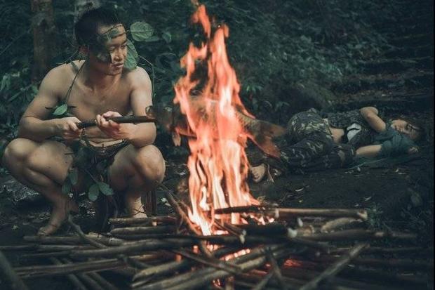 Bộ ảnh cưới người rừng bá đạo của cặp đôi Hà Nội