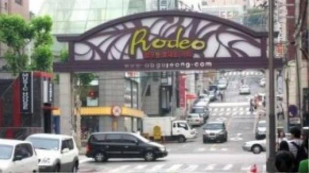 Khu Apgujeong-dong: Khu mua sắm này được biết đến với phong cách thời trang đầy sang trọng và tinh tế. Sự đơn giản trong cách ăn mặc, nhưng lại đặc biệt chú trọng đến điểm nhấn như chiếc khăn choàng, chiếc áo sơ mi in hoa sặc sỡ hay các loại phụ kiện (thắt lưng, túi clutch, đồng hồ…) khiến thời trang nơi đây mang một đẳng cấp khác biệt.