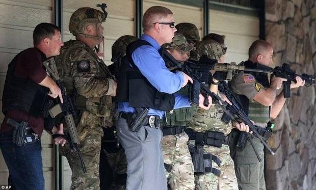 Chấn động vụ xả súng ở bang Oregon, 10 sinh viên thiệt mạng