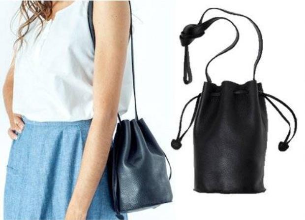 Bucket bag: Chiếc túi được săn lùng trong thu đông này