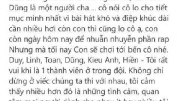 Cảm nhận của Kimmese về Thu Phương đã có sự thay đổi rất lớn ở trước và sau chương trình Giọng hát Việt.