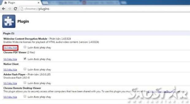 Cải thiện tốc độ Google Chrome trong tích tắc