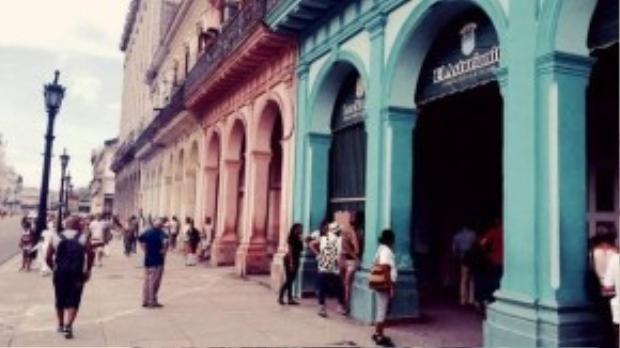 Là trái tim của Cuba, Havana là trung tâm kinh tế, chính trị của đất nước này và cả vùng vịnh Caribbe.