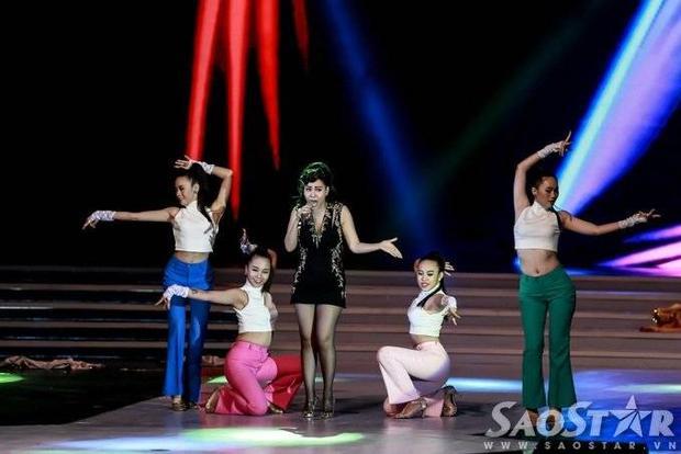 3 HLV The Voice mùa đầu tiên tái ngộ trên sân khấu Miss Universe