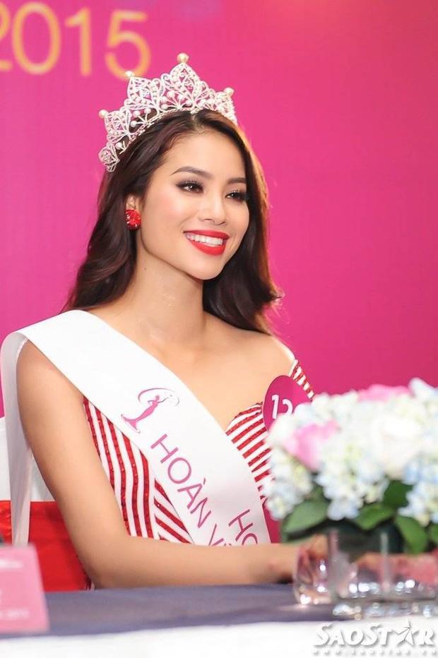 Đương kim Hoa hậu Phạm Hương bị chất vấn dồn dập sau đăng quang