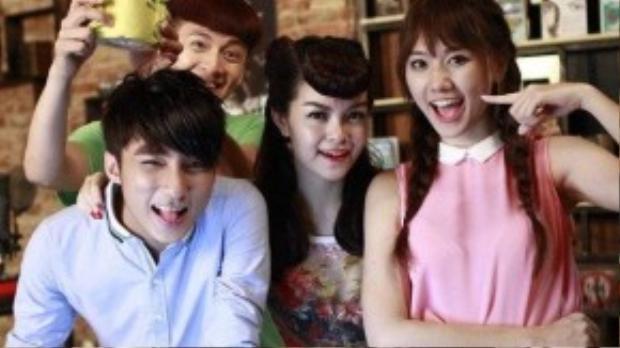 Ngay lần đầu tiên đóng phim, Sơn Tùng M-TP đã có một vai chính nặng ký.