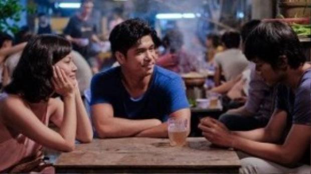 Trương Thế Vinh là một trong ba diễn viên chính của bộ phim nghệ thuật Cha và con và…