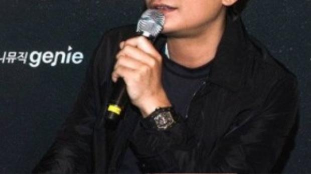 Ông bầu Yang Hyun Suk.