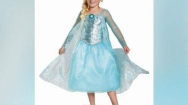 Các nàng công chua như Elsa có lẽ không bao giờ hết hot trong danh mục hóa trang của cả người lớn lẫn trẻ em trên toàn thế giới.