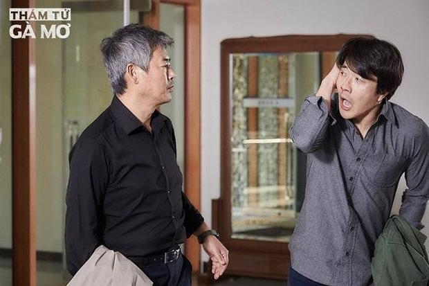 Kwon Sang Woo tái ngộ khán giả Việt với Thám tử gà mơ