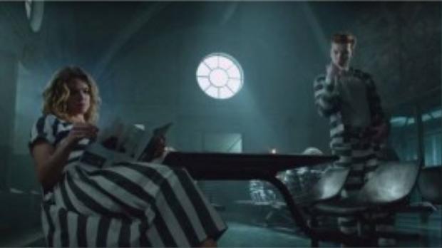 Barbara Kean và Jerome liệu có trở thành cặp bài trùng Harley Quinn - Joker sau này?