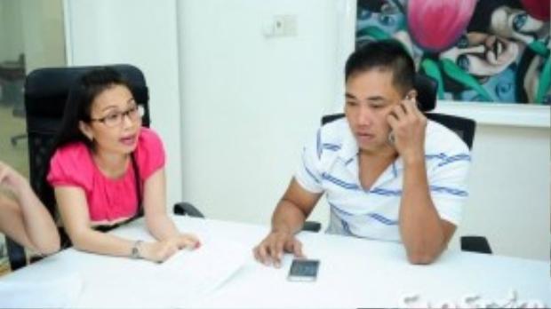 Trước khi bắt đầu buổi tập luyện, Cẩm Ly và nhạc sĩ Minh Vy đã có một buổi thảo luận để chọn ra bài hát và ý tưởng dàn dựng cho tiết mục của các thí sinh.