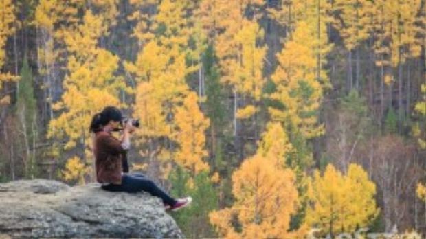 Rừng Taiga mùa thu sẽ là thiên đường cho những người yêu nhiếp ảnh, các hoạ sĩ, và những tâm hồn thơ mộng.