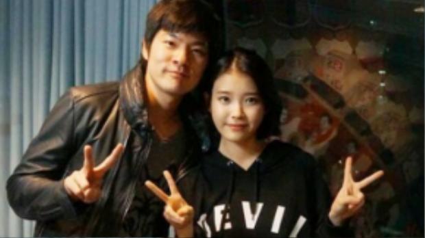 Cặp đôi Kpop hẹn hò gần được 2 năm nay.