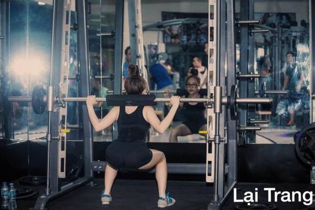 Đừng cười nhạo một cô gái mê gym