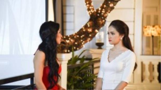"""Ít ai biết, Hương Giang Idol cũng là một fan của Việt Trinh. Ngày bé, cô xem rất nhiều phim của """"Người đẹp Tây Đô""""."""