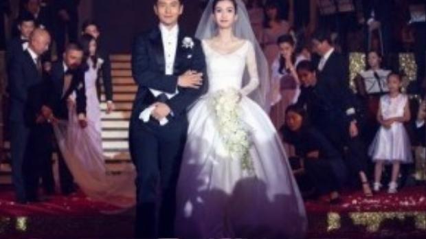Đám cưới được truyền hình quan tâm nhưng lại bị chỉ trích… lố.