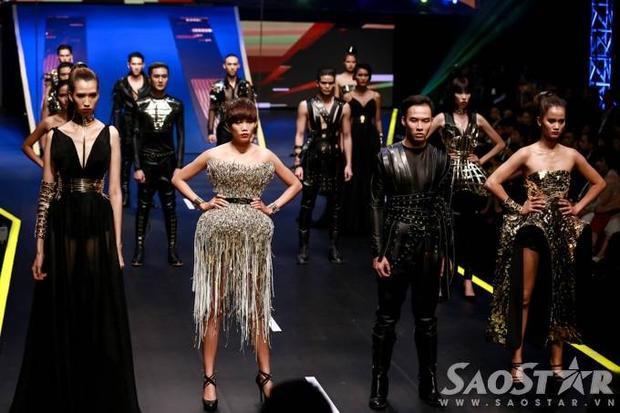 Hương Ly đăng quang Vietnams Next Top Model 2015 đầy thuyết phục