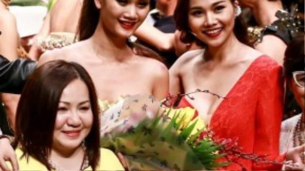 Vietnam's Next Top Model 2015 chính thức khép lại.