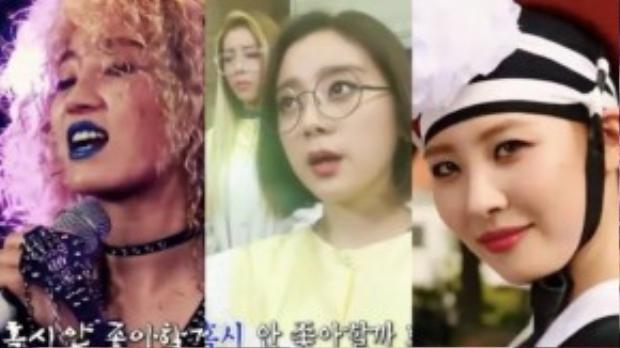 Wonder Girls hóa trang đóng kịch trong SNL.