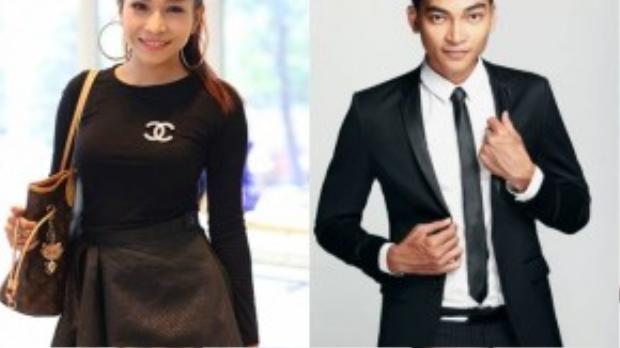 Khả Như bắt đầu mối quan hệt với Khương Ngọc sau khi nam diễn viên này chia tay với Thanh Trúc.