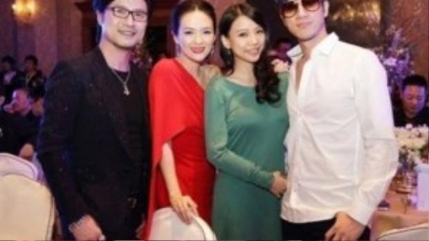 Uông Phong và Tử Di không có ý định tổ chức đám cưới.
