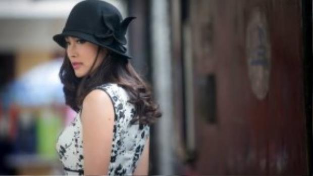 Vương Thu Phương tái xuất showbiz với điện ảnh.