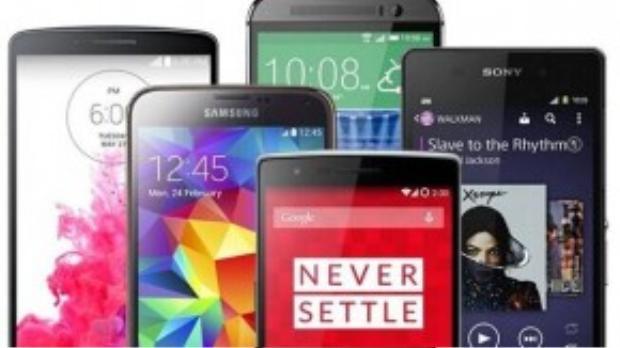 Sự phân mảnh là tác nhân khiến Android tự kiềm hãm sự phát triển của mình.