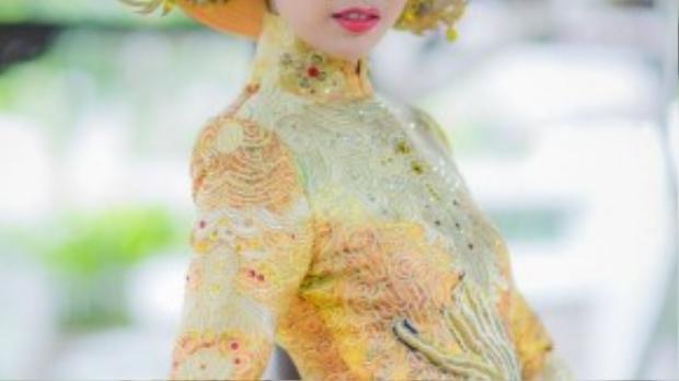 Thúy Vân là đại diện của Việt Nam tham gia cuộc thi Hoa hậu Quốc tế 2015 diễn ra ở tại thủ đô Tokyo, Nhật Bản. Còn 5 ngày nữa người đẹp Việt sẽ bước vào đêm chung kết để tìm ra gương mặt đẹp nhất. Trong đêm thi quyết định này, Thúy Vân đầu tư vào bộ trang phục truyền thống dân tộc để có màn xuất hiện ấn tượng.
