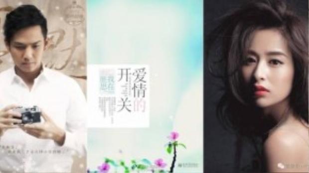 Dĩnh Nhi trở thành nữ chính Công tắc tình yêu, sánh đôi Chung Hán Lương.