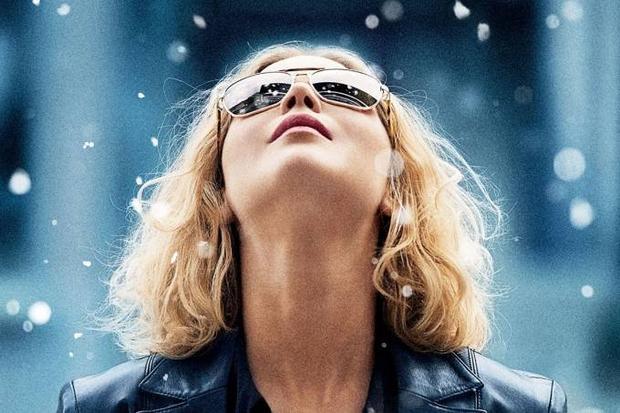 Thêm một năm rực rỡ của Jennifer Lawrence