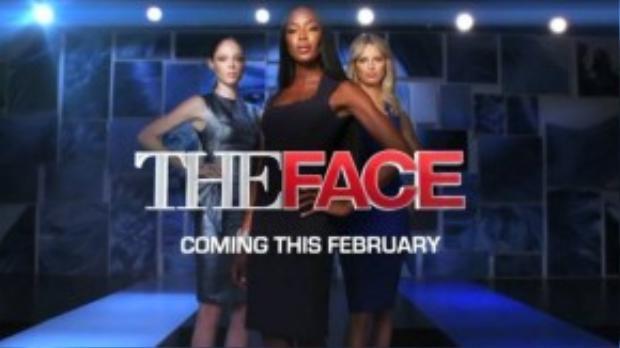 The Face là chương trình sắp ra mắt tại Việt Nam.