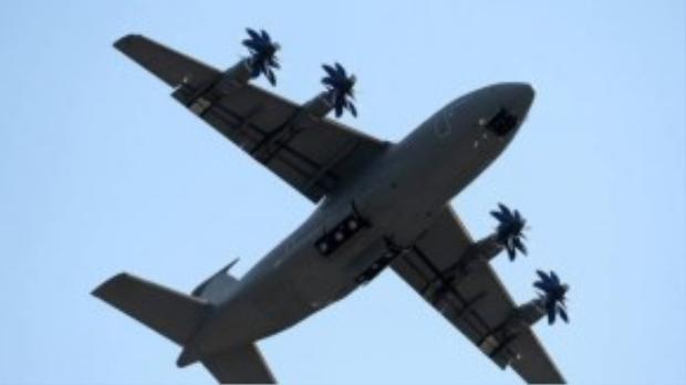 Một chiếc máy bay Antonov (Ảnh: RT)