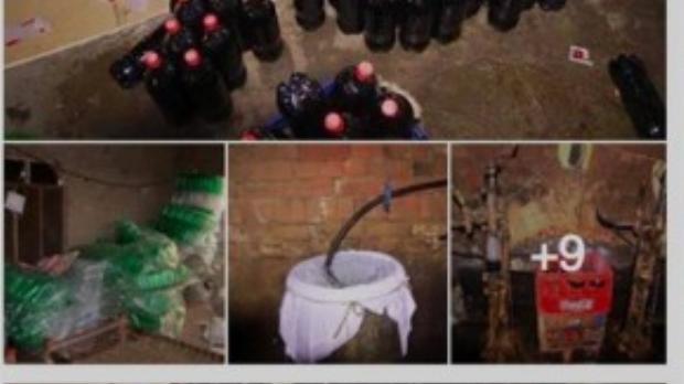 Cảnh báo về xưởng sản xuất Coca Colagiả được đăng tải trên một trang fanpage chỉ trong 1 ngày qua thu hút tới gần 30.000 lượt like, 50.000 lượt share và hơn 6.000 comments chia sẻ. - (Ảnh chụp màn hình)