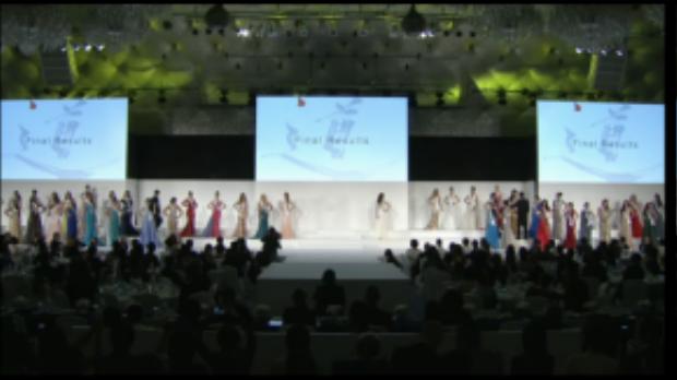 70 thí sinh xuất hiện trở lại sân khấu để nghe kết quả.