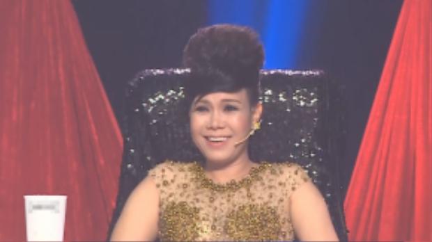 Nghệ sĩ hài Việt Hương.