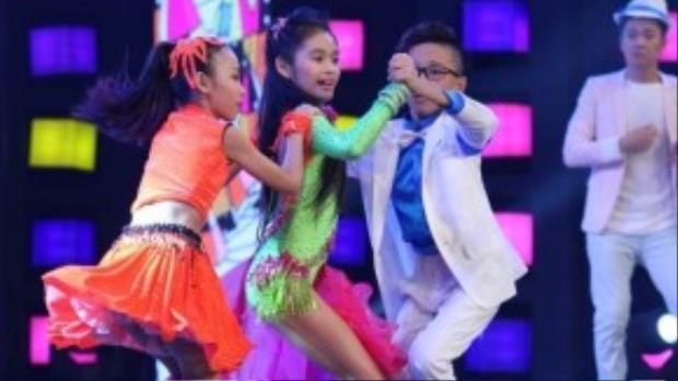 Thiên Tùng sẽ khiến khán giả bất ngờ vì tài năng nhảy múa của mình.