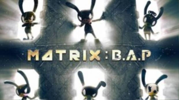 Hình ảnh trong album Matrix của B.A.P.