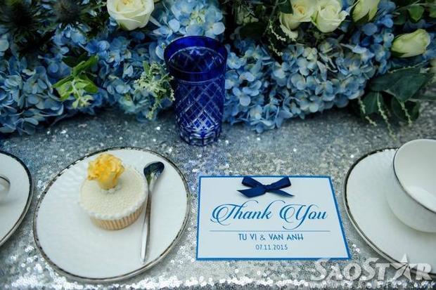 Ngắm không gian cưới ngập hoa trong lễ rước dâu Tú Vi