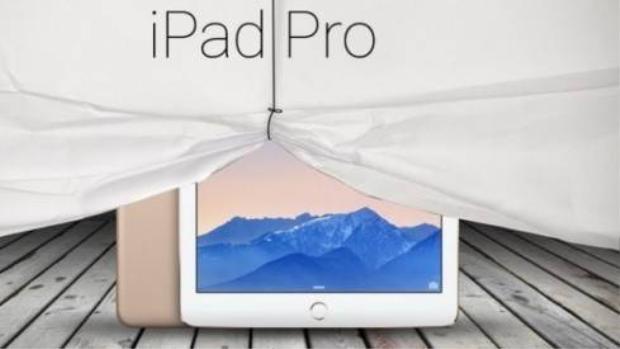 iPad Pro sẽ ra mắt chậm 2 ngày so với dự kiến