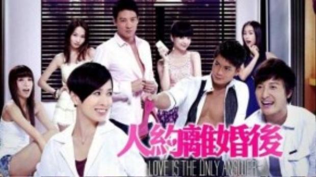 """Xa Thi Mạn lần đầu tiên hợp tác với đạo diễn nổi tiếng Diệp Niệm Sâm trong """"Cuộc hẹn sau ly hôn"""" (2011)."""