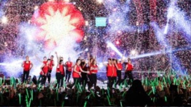 Heartbeat sẽ luôn là kỉ niệm đẹp đối với Mỹ Tâm và các fan của mình.