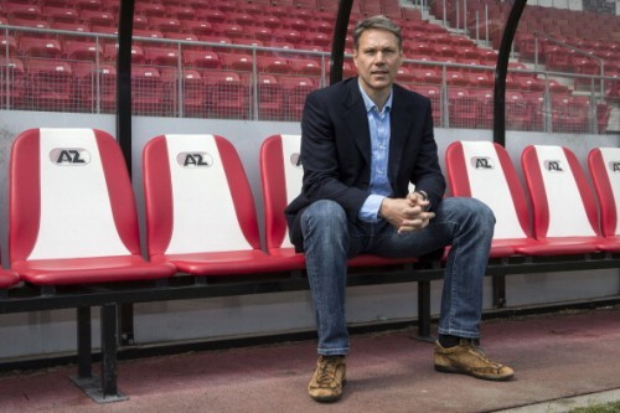 Sự nghiệp cầu thủ ngắn ngủi nhưng đầy vinh quang của Van Basten