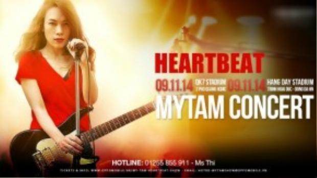 Mỗi khi nhắc đến Mỹ Tâm không thể không nhắc đến Heartbeat.